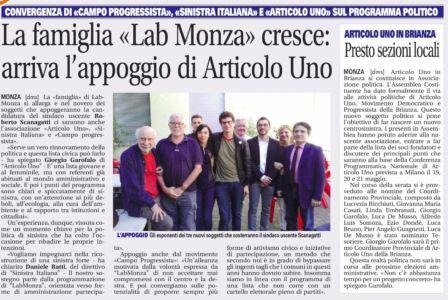 Giornale di Monza - 16/05/2017